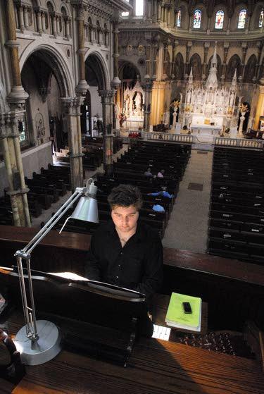 Restoration of church organ, music program also a chance
