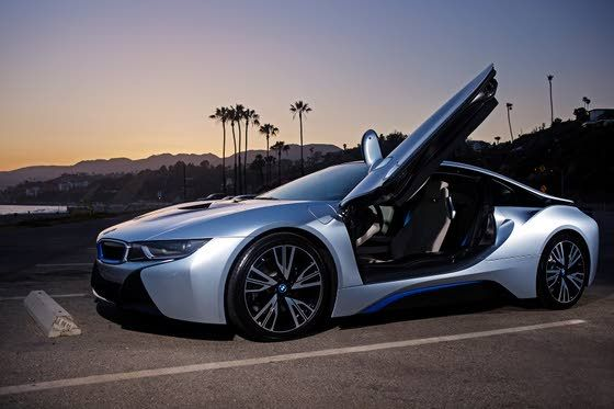 Bmw I8 Electric Gas Hybrid Ritzy Range Advertorial