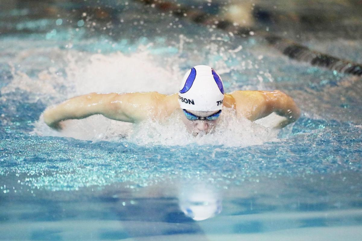 South Jersey Group C boys swimming final