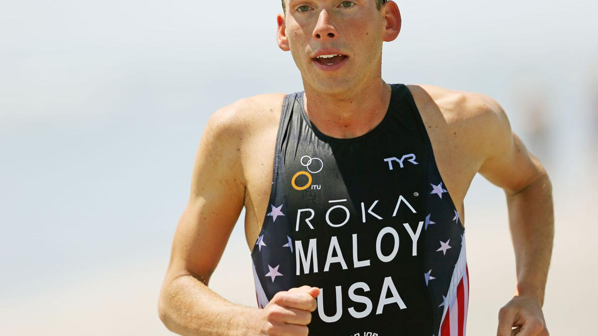 GALLERY: Wildwood Crest's Joe Maloy, U.S. Olympic Triathlete