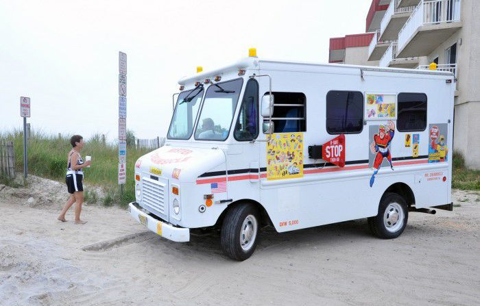 Avalon Considering Ban On Ice Cream Trucks News - Avalon truck