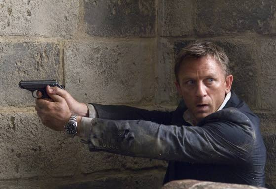 Daniel Craig wants another shot at Bond, but realizes it's out of his hands