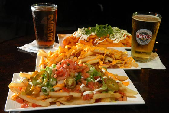 Craft Beer French Fries