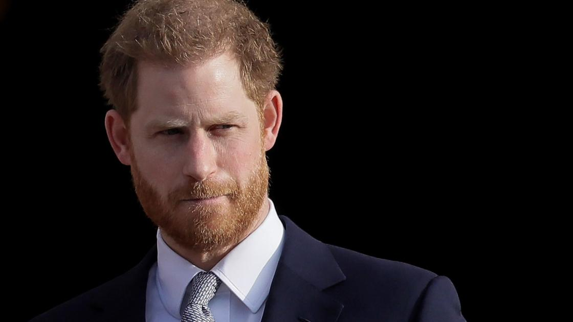 Prince Harry speaks: 'Powerful media' is why he's stepping away