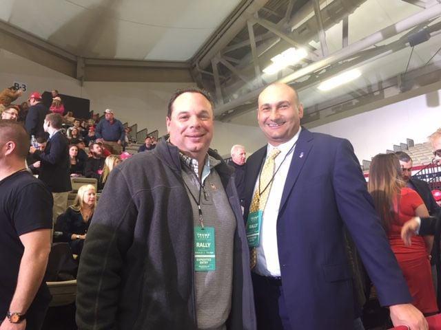 Steve Furgione and Michael Torrissi