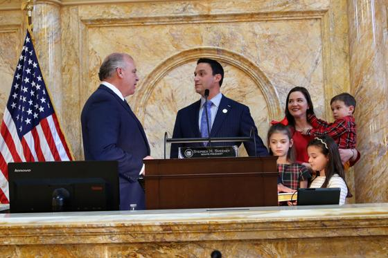 Testa joins Senate, N.J. high school football wants a true state champion and more