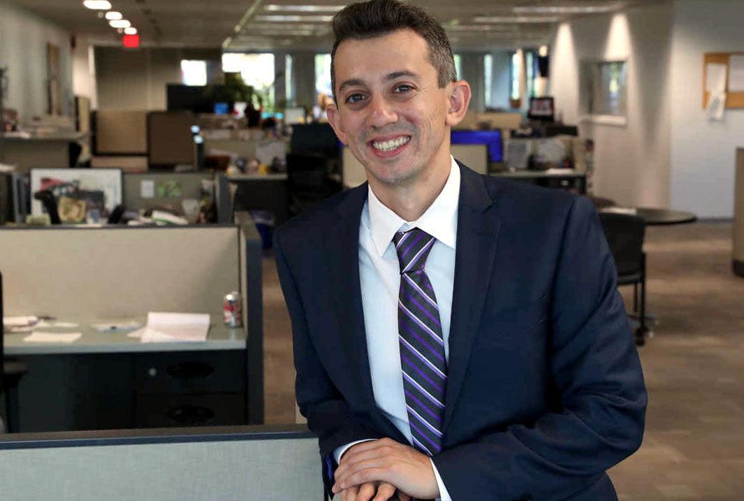 Meteorologist Joe Martucci