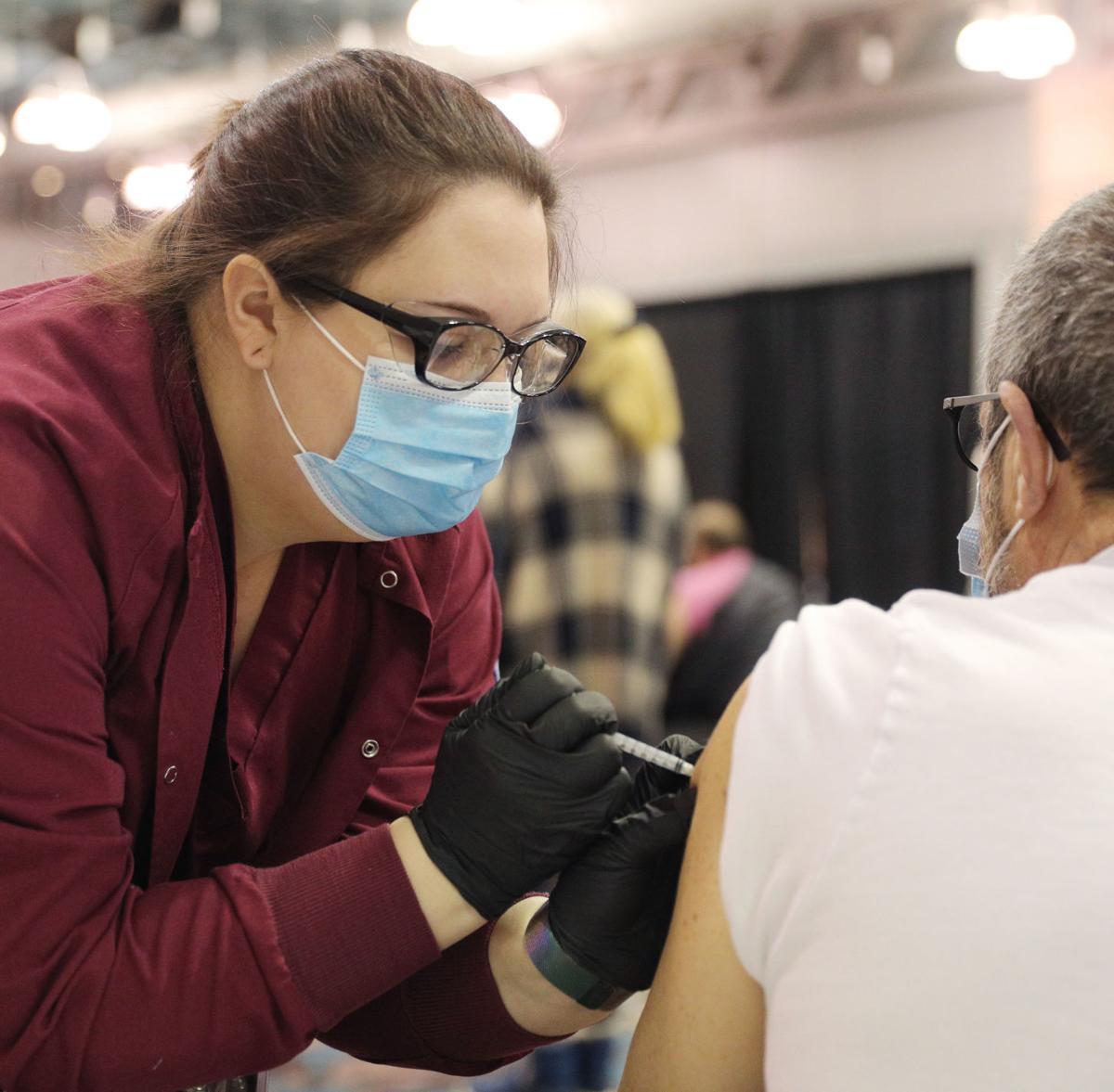 College Nurse Vaccine