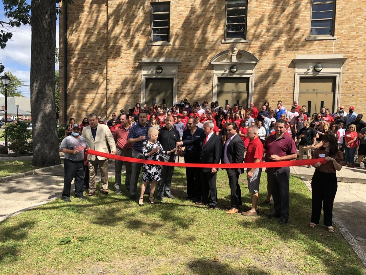 St. Joseph Academy ribbon cutting