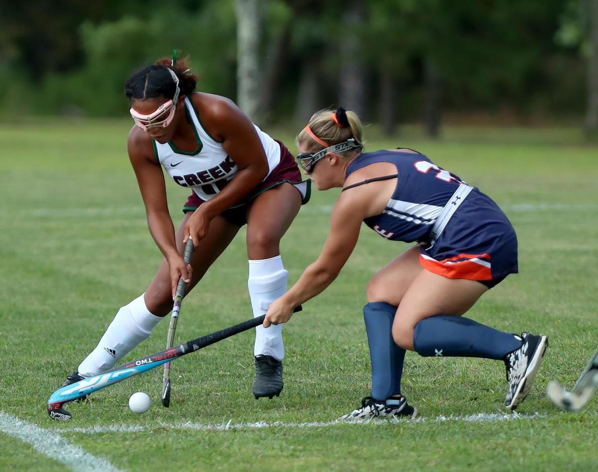 Cedar Creek vs Millville field hockey