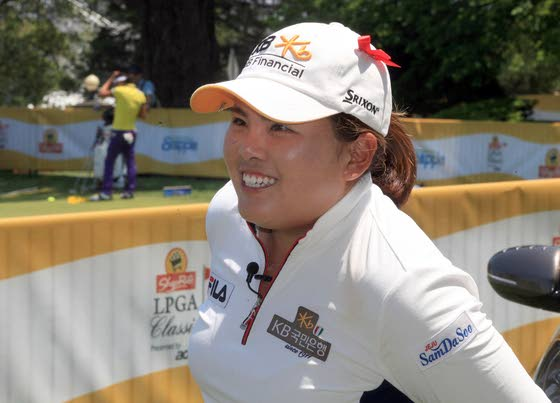 LPGA's Inbee Park comes to Seaview as top player in the world