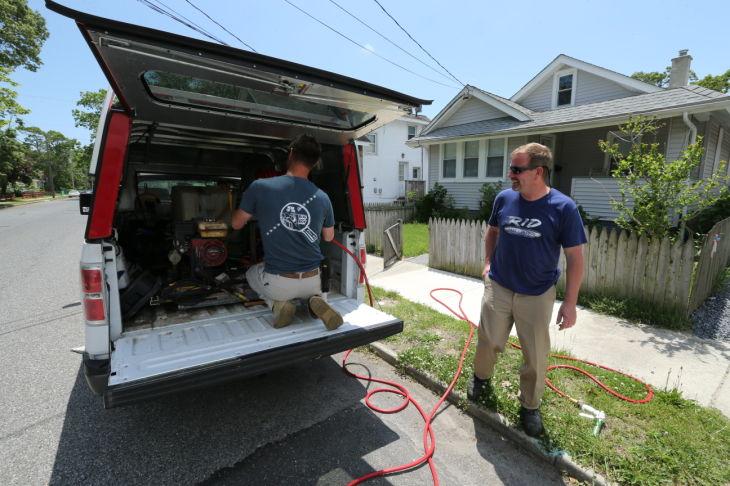 Better Termite Killers Help And Hurt South Jersey Pest Control Companies Business Pressofatlanticcity Com