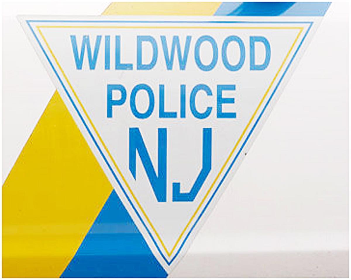 Wildwood police arrest report