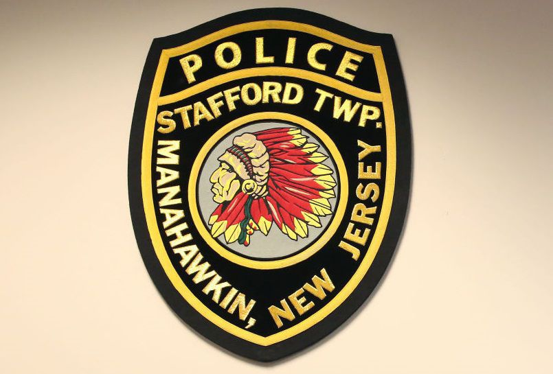 Stafford Township Police logo