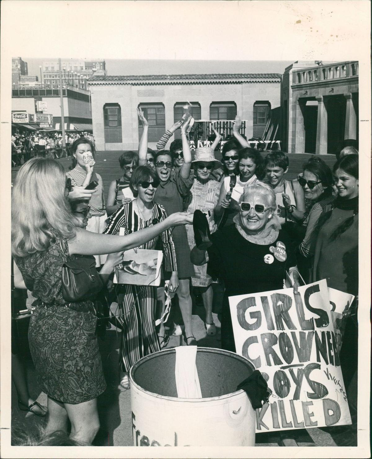 Miss America Protests 1968