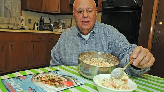 Legacy Recipes: Friends love Robert Sciore's potato salad with no potatoes
