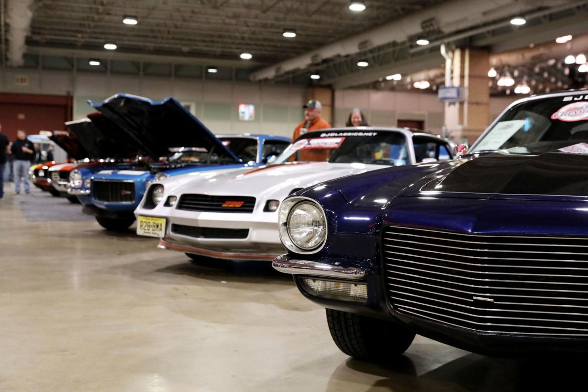 Conventions Keep AC Alive During Winter Months The Atlantic City - Borgata car show