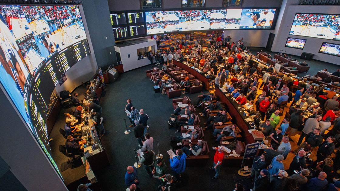 What are Atlantic City casinos doing for NFL season?