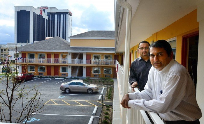 South Jersey Hotels Were Renovating As Projects Elsewhere Idled In The Recession