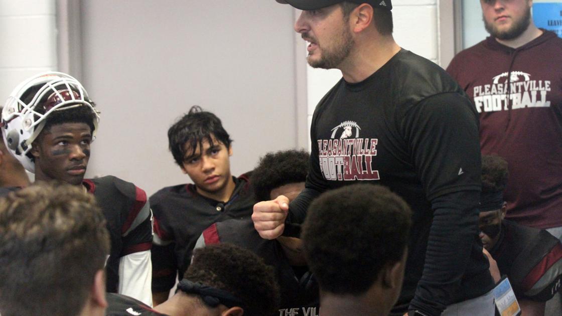 Absegami hires former Pleasantville football coach Chris Sacco