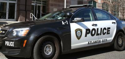Atlantic City Police Car