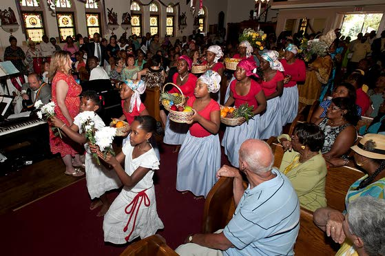 St. Monica's in Atlantic City celebrates 75 years of diversity with homecoming