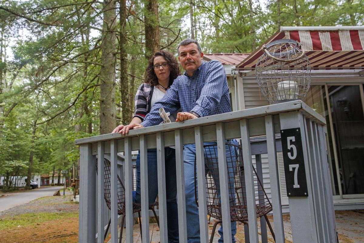 Residents of this EHT campground may need place to live come