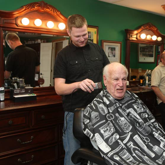 Free haircuts for veterans highlights events At The Shore Today