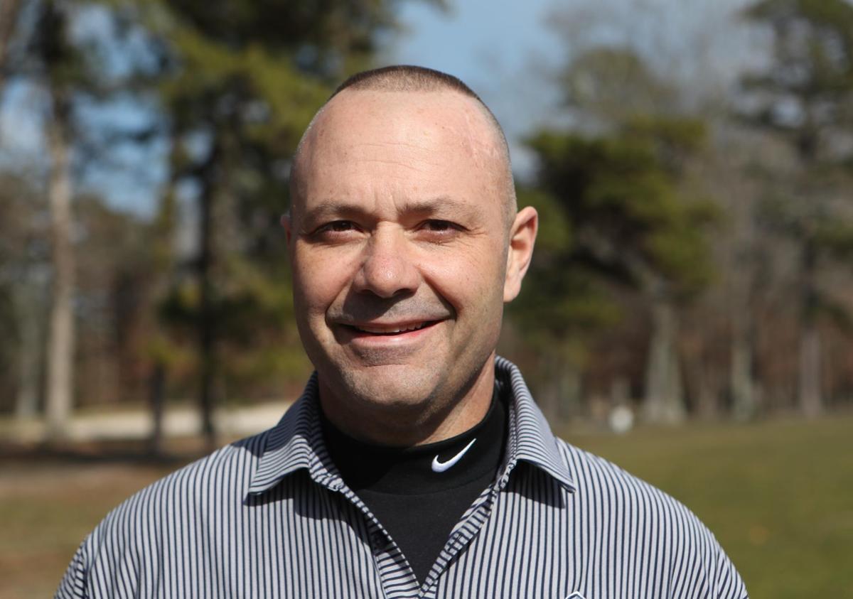 St. Augustine Prep golf coach Lenny Dolson