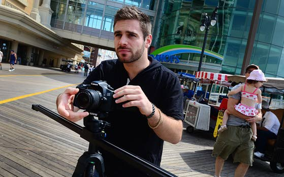A focus on local filmmaking