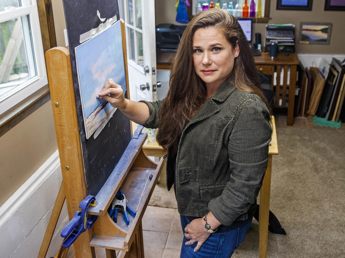 My Happy Place: Pastel painter Renee Leopardi