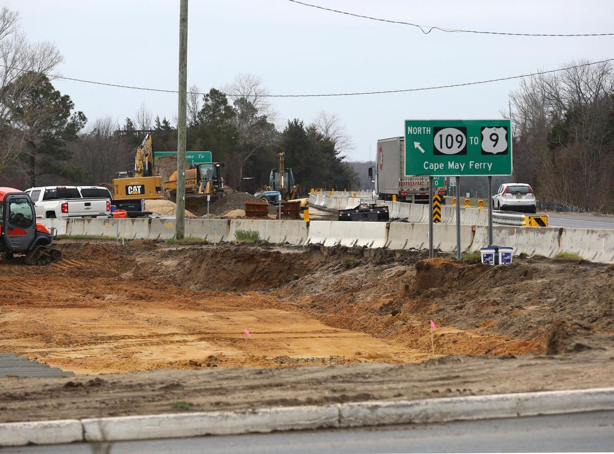 Work to make Parkway\'s Exit 0 safer to wrap up by Memorial Day ...