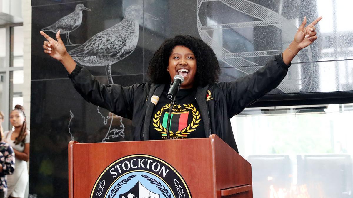 Unity Rally at Stockton University