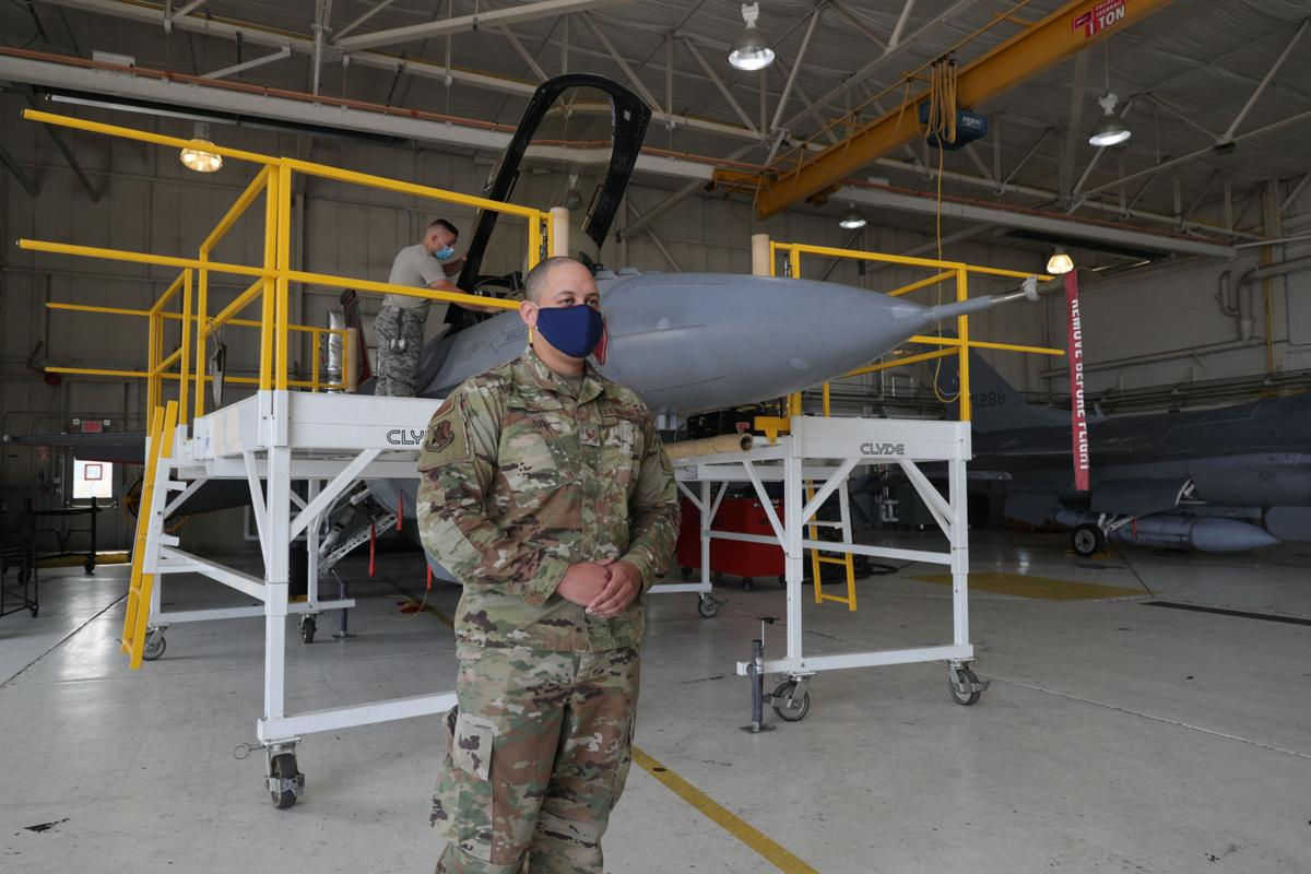 177th Fighter Wing Sends 60 Airmen To Washington For Inauguration Local News Pressofatlanticcity Com