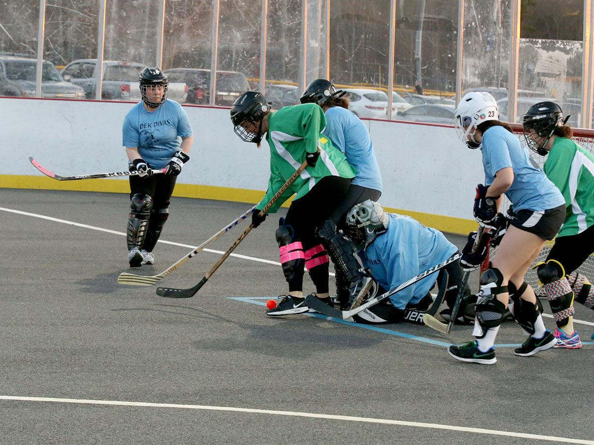 Women's street hockey | Sports | pressofatlanticcity com