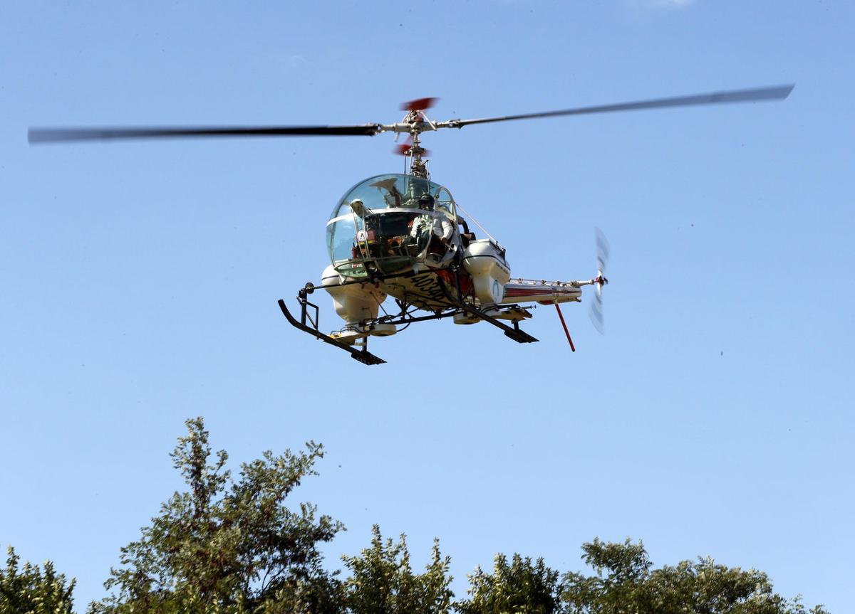 Cape May's mosquito-killing helicopter grounded | News