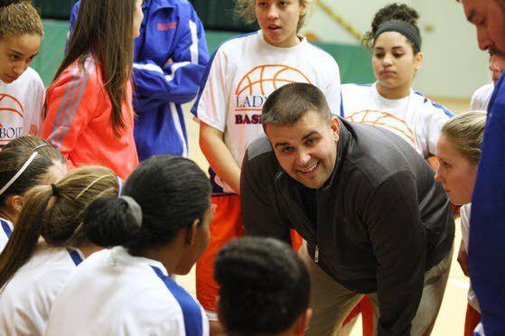 Millville coach Jason Kessler