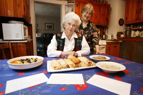 Legacy Recipes: At this time of year, the Gazo family of Egg Harbor City searches for ingredients for a holiday meal