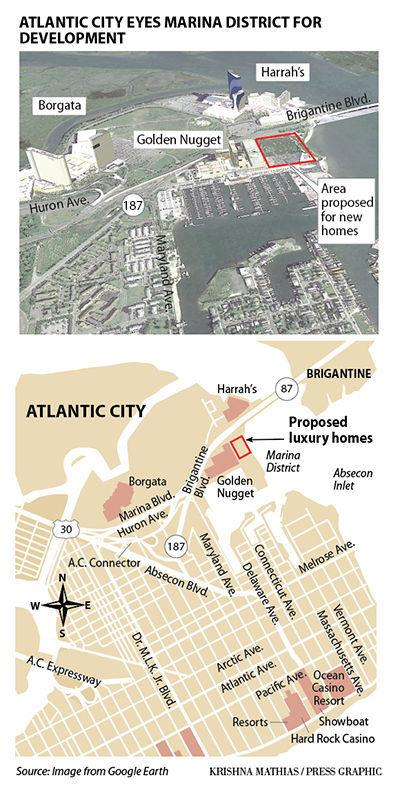 Atlantic City Marina housing 5-2019