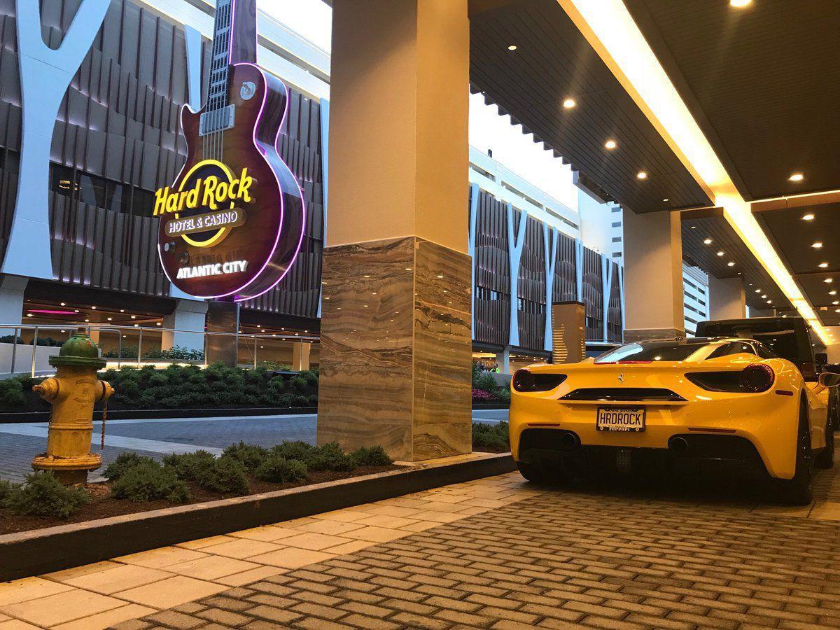 Hard Rock opening