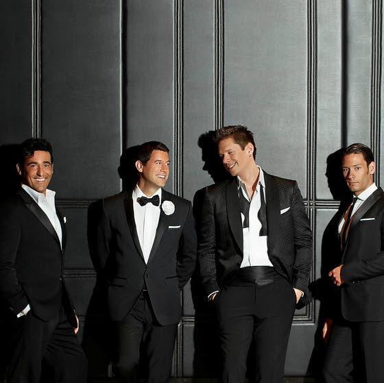 5 Questions with operatic pop quartet Il Divo