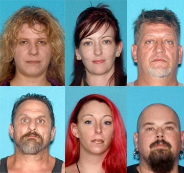 Augello, 6 others indicted in April Kauffman's death, racketeering