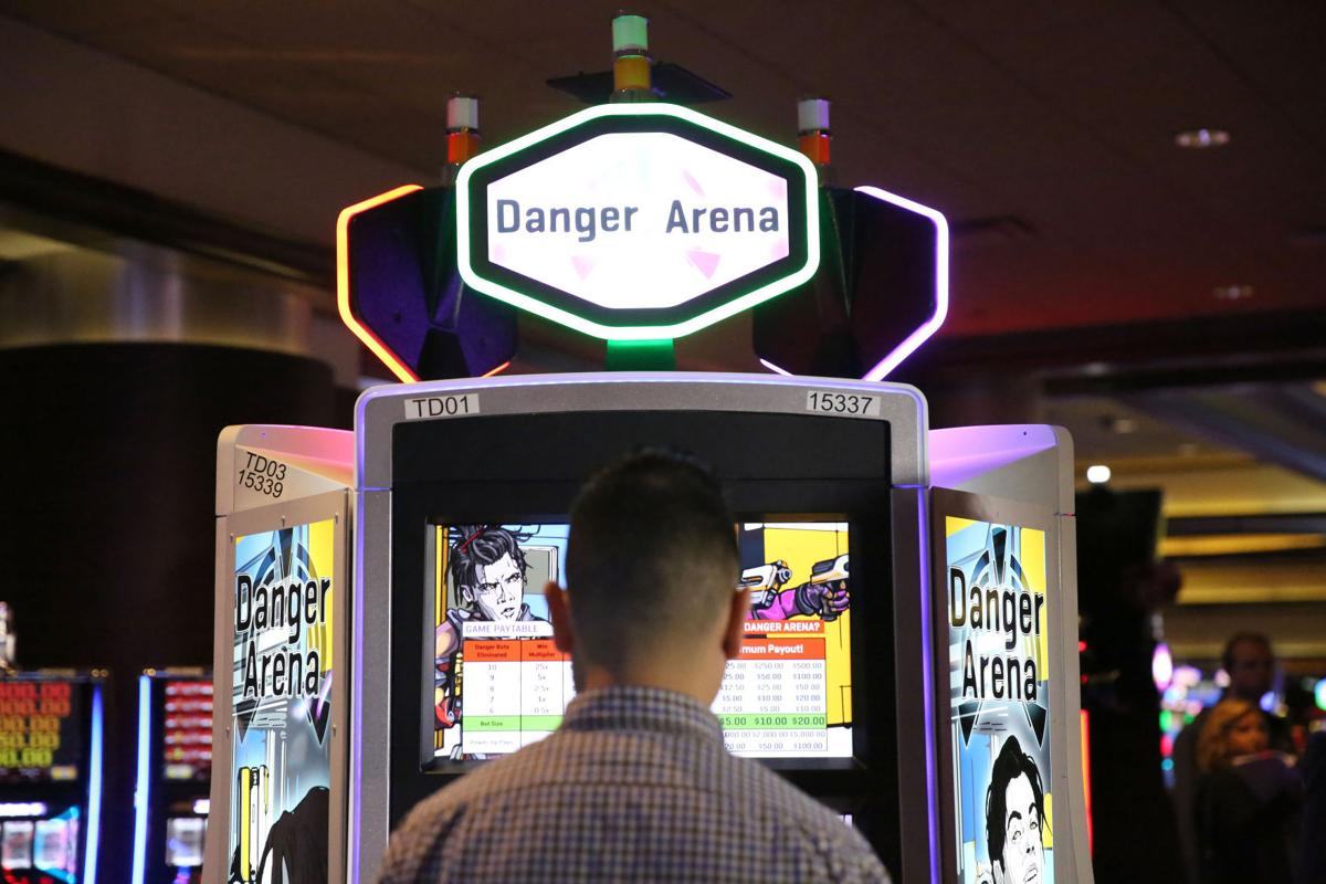 Video Game Gambling Machines