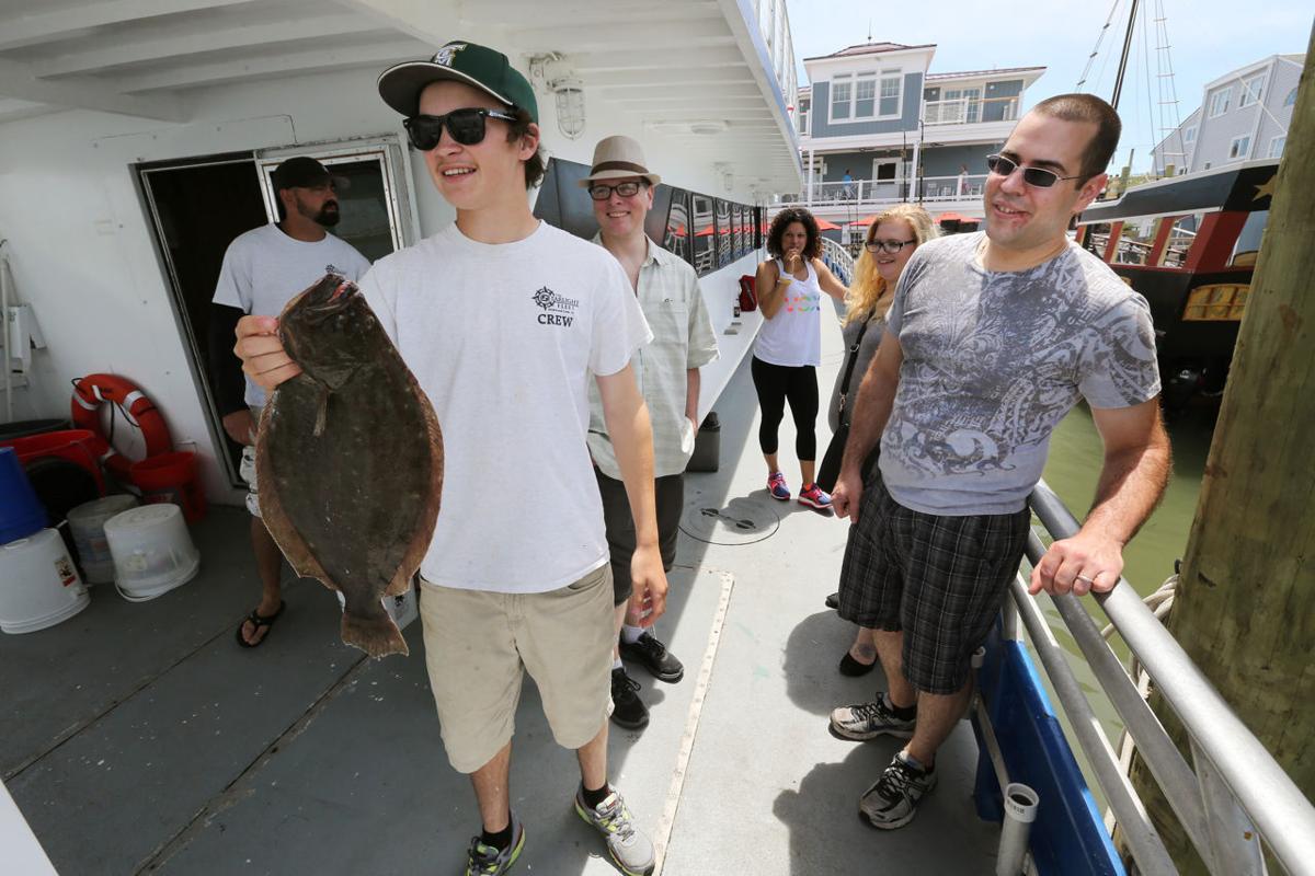 Flounder story