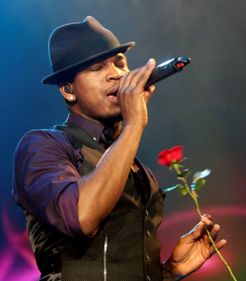 Music:  Ne-Yo has hit movie but deals with poor CD sales