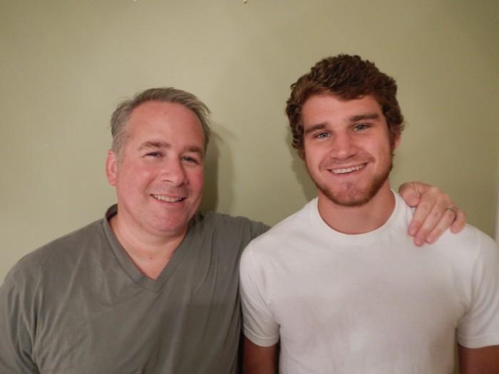 James and Ryan McClain