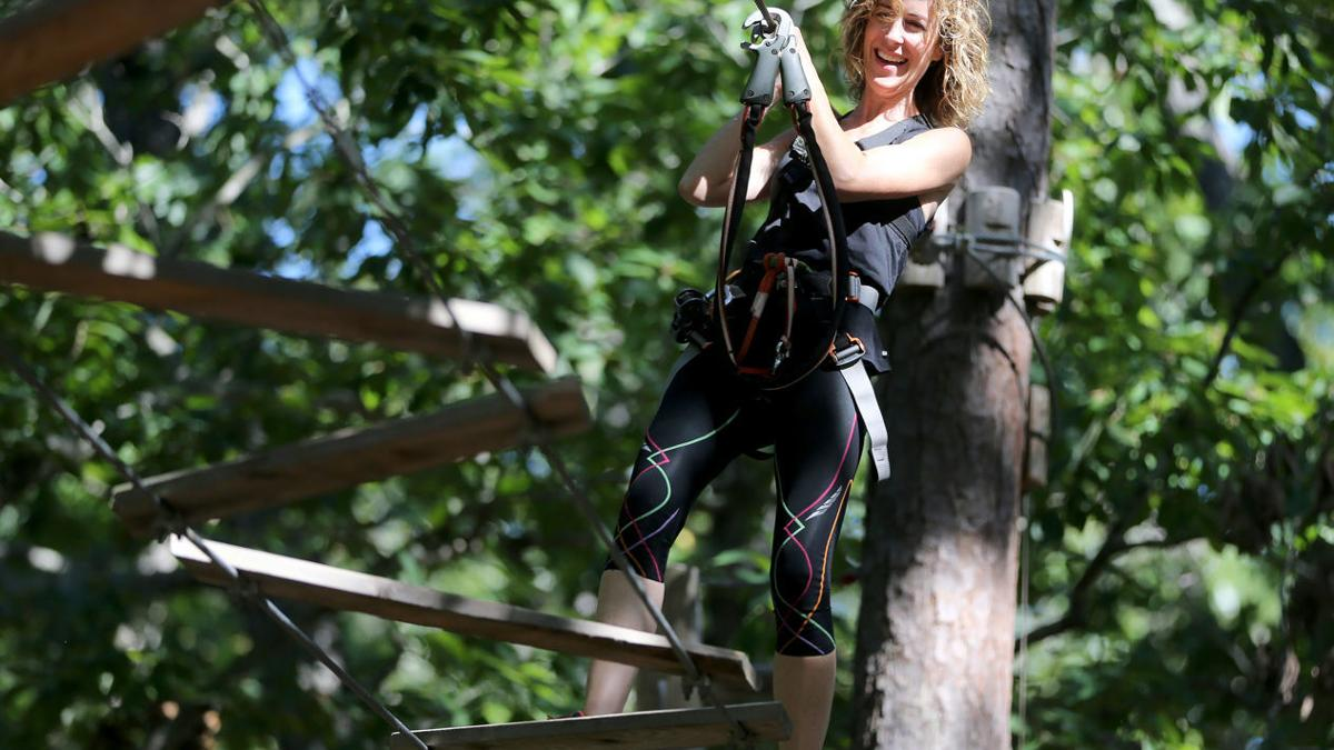 Tree to Tree Adventure Park is a tree-mendous addition to the Cape May County Zoo