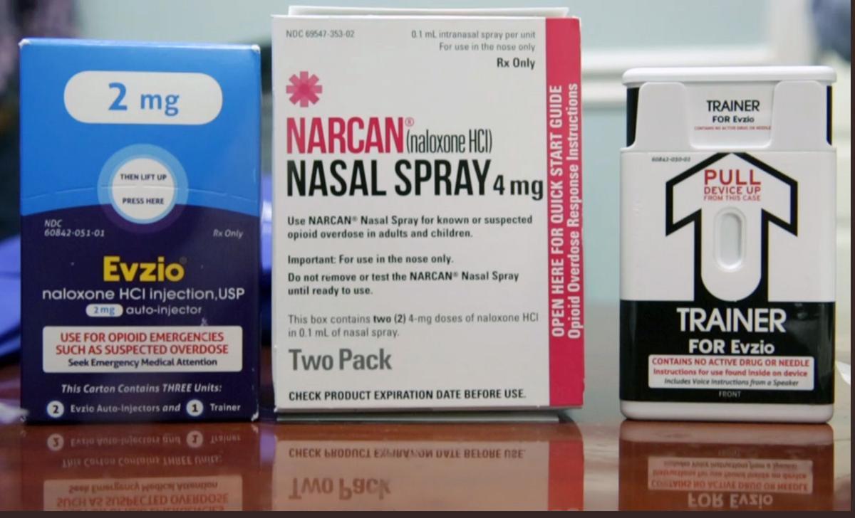 Narcan Pharmacy