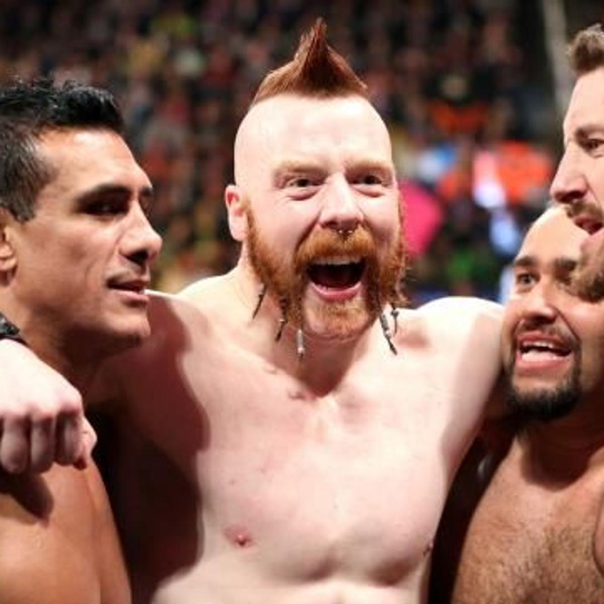 Pro Wrestling Blog League Of Nations Is A Good Fit For Sheamus Atlantic City Sports News Pressofatlanticcity Com