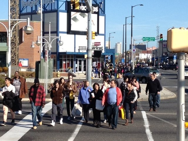 Walk Shoppers